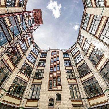 Außenansicht unseres Berliner Offices im Herzen Kreuzbergs.