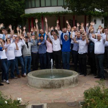eWorks - Wir alle! - Naja, ein paar von uns jedenfalls... ;-)