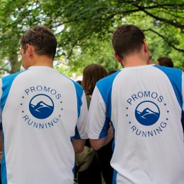 Run PROMOS run! Seit einigen Jahren gehen bei der Berliner Team-Staffel mehrere PROMOS Teams an den Start. Und auch für den Velothon finden sich seit ein paar Jahren sportliche Kollegen, die auf ...
