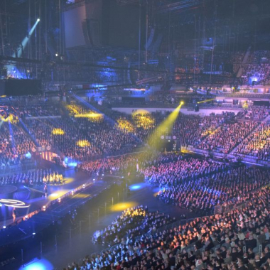 Vermögensberatertag in der Lanxess-Arena in Köln