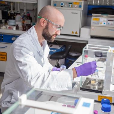 Am Standort Verden geben unsere R&D-Experten alles für gesundes und leckeres Futter