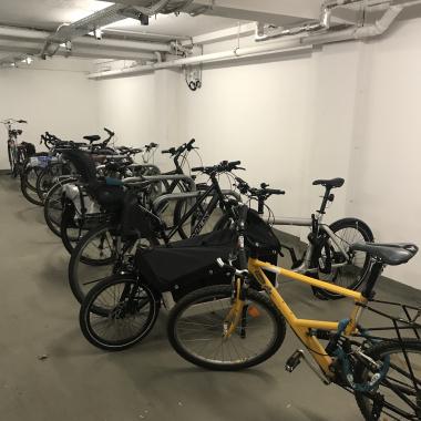 Fahrradkeller Hamburg