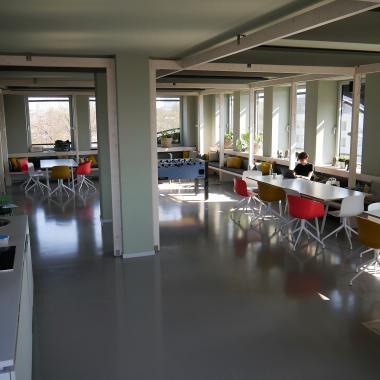 Office Hamburg Cafeteria