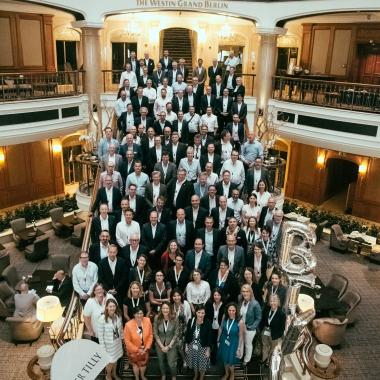 Baker Tilly Europe Alliance Treffen 2018 in Berlin
