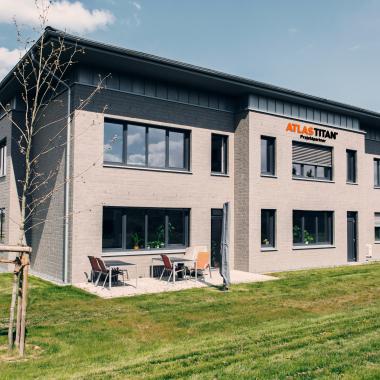 Die Zentrale in Vechelde.