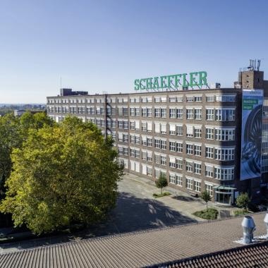 Schaeffler Standort Schweinfurt