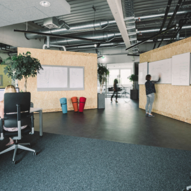 eR Open Space Office