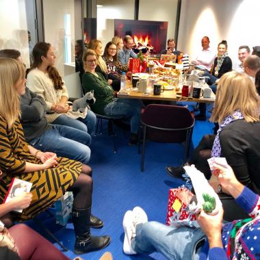 Team Event - Christmas Party mit Wichteln