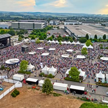 Der Phoenix Contact-Tag 2018 mit über 20.000 Besuchern