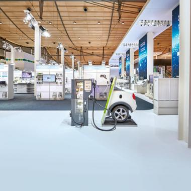 Die weltweit größte Industriemesse in Hannover
