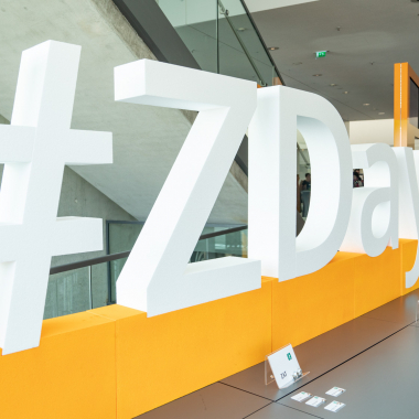 Zühlke Event: ZDays 2018.