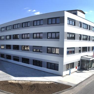 Unser modernes ASTech-Headquarter in Gaimersheim.