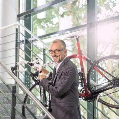 #BeraterPersönlichkeit - Carsten schätzt Abwechslung: in Kundenprojekten und auf der Rennstrecke.