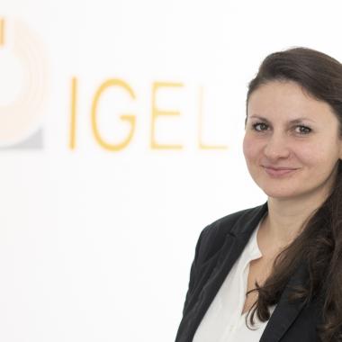Adela Mihai - Bewerber- und Mitarbeiterbetreuerin