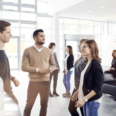 Ihr wollt gleich in der Praxis durchstarten und mit einer Ausbildung die Basis für ein erfolgreiches Berufsleben schaffen? Dann seid Ihr bei Infineon genau an der richtigen Adresse!