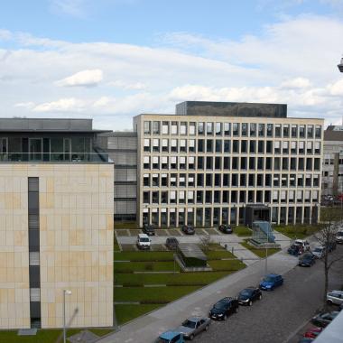 Unsere Direktion in Mannheim