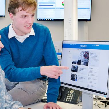 Newsportal, E-Paper, Apps und Websites - Die digitale Zukunft des Medienunternehmens!