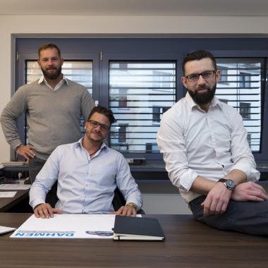 Unser Team des Standortes in Köln