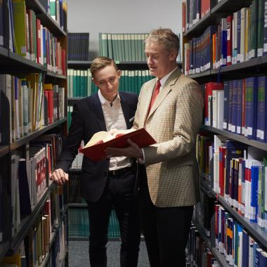 Kleeberg-Bibliothek