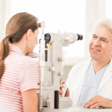 Wir begegnen unseren Patientinnen und Patienten auf Augenhöhe.