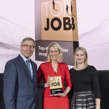 PROTEMA ist als Top Arbeitgeber 2019 ausgezeichnet