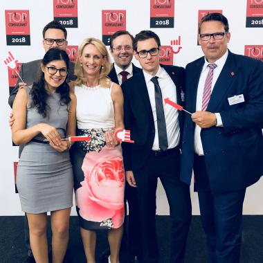 Top Consultant Preisverleihung 2018