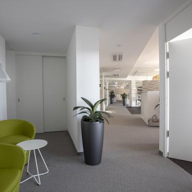 Büroräume in Linz