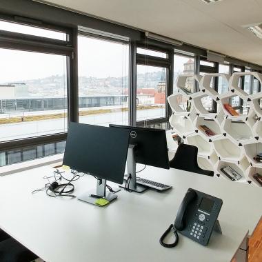 Unser Büro in Stuttgart.