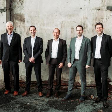 Die Geschäftsführung der effexx Unternehmensgruppe