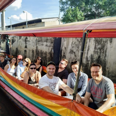 Incentive-Reise nach Bangkok