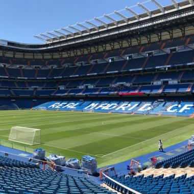 Stadion Real Madrid