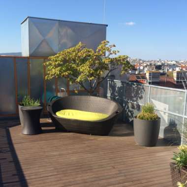 init.at - Dachterrasse