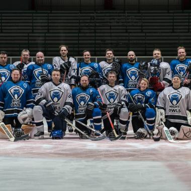 Eishockeyteam itemis Night Owls 2019