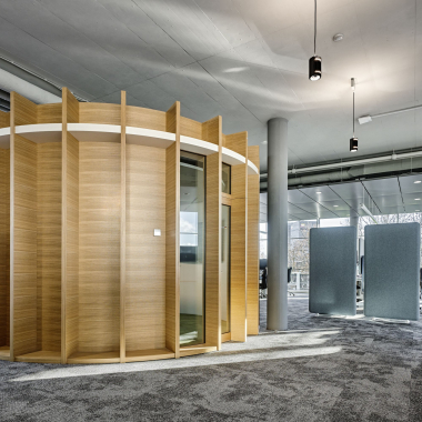 Sitzungszimmer im OpaccCampus