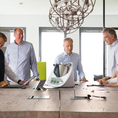 Vorwerk Gruppe als Arbeitgeber: Gehalt, Karriere, Benefits