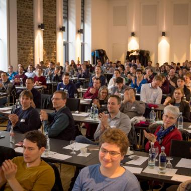 """Bei unserer jährlich stattfindenden Konferenz """"AccsoCon"""" beschäftigen wir uns mit aktuellen Zukunfts-Themen der IT."""
