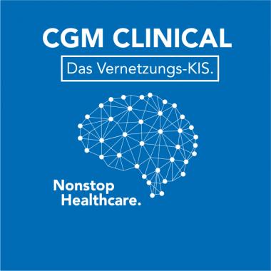 CGM CLINICAL: Das Vernetzung-KIS! Die neueste Generation von Krankenhausinformationssystemen auf dem Weg zur Nummer 1 in Europa.