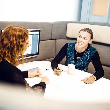 Franziska ist Softwareingenieurin im Bereich Sicherheit bei Continental.