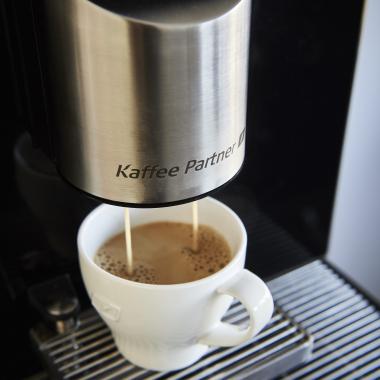 Eine gute Kaffeeversorgung am Arbeitsplatz ist für uns selbstverständlich!