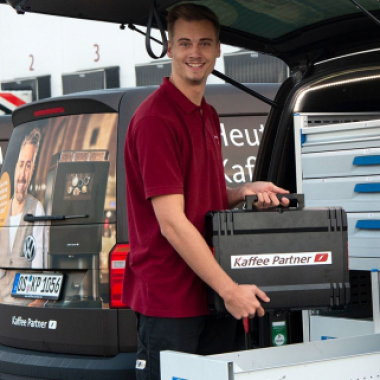 130 fest angestellte Service-Techniker sind für unsere Kunden im Einsatz.
