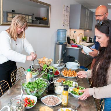 Healthy Food an unserem Fresh Monday!