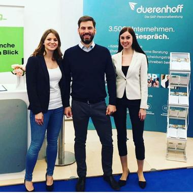 duerenhoff bei der 'bonding Stuttgart 2019'