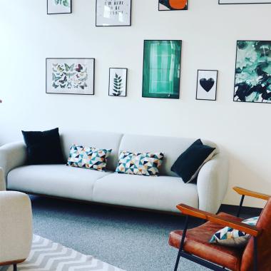 Lounge Areas bei duerenhoff