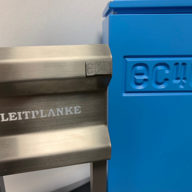 ec4u Leitplanken Award für besonderes Vorleben unserer Werte