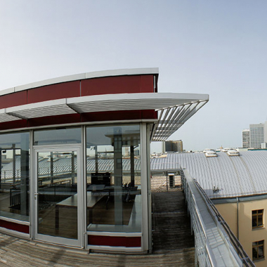 2.Rooftop Terrasse (6.Stock)