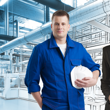expertum bietet attraktive Jobs im technischen Umfeld bei wertschätzenden Unternehmen der Industrie!