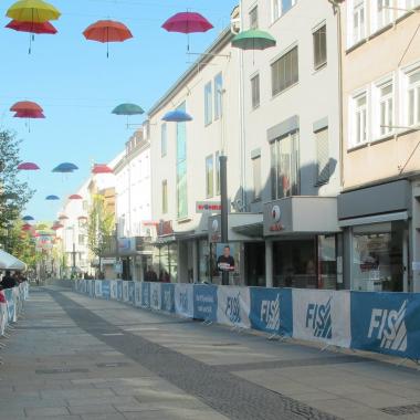 FIS und der Schweinfurter MainCityRun
