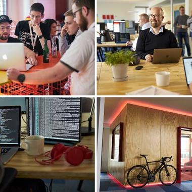 Einblicke in den Sparkassen Innovation Hub