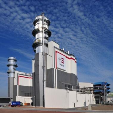 Trianel Gaskraftwerk Hamm