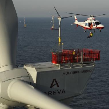 Trianel Windpark Borkum